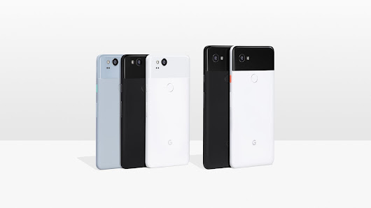 Ask more of your phone: Google Pixel 2