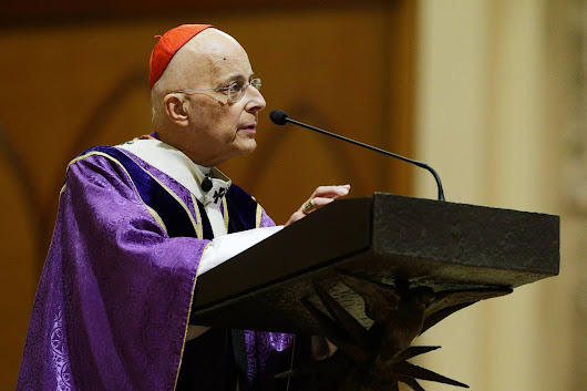Cardinal Francis George dies after cancer battle