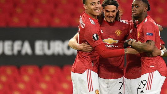 Hasil Lengkap Liga Europa - Arsenal Pesta Gol, Man United Sempurna Halaman all - Kompas.com