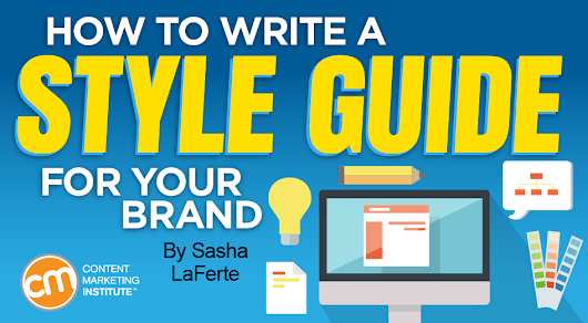 How to Write a Style Guide for Your Brand
