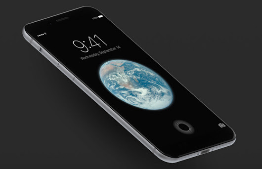 This might be the iPhone 7 of our dreams