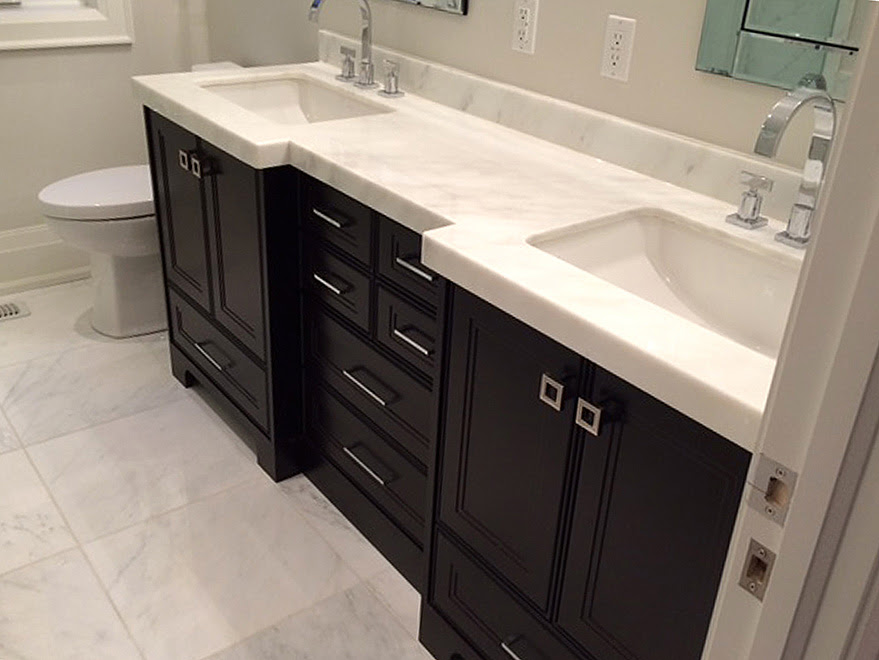 2 BATHROOM VANITIES RICHMOND VA