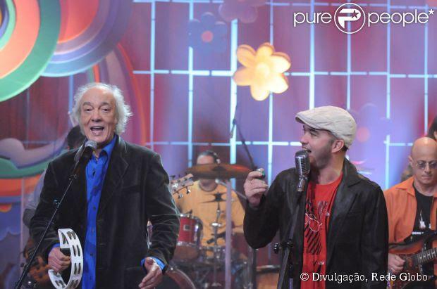 Alexandre Pessoal, filho do cantor Erasmo Carlos, morreu na noite desta terça-feira (13 de maio de 2014)