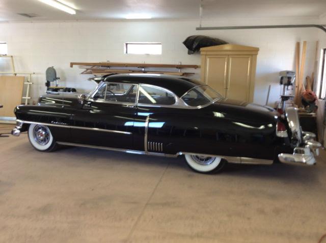 1952 Cadillac Coupe Deville for sale - Cadillac DeVille ...