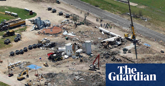 Blow for EPA as court blocks bid to slacken safety rules for chemical plants | Environment | The Guardian
