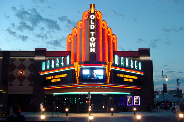 Rabbit Fever showing at dine-in deluxe theatre in Wichita, Kansas ...
