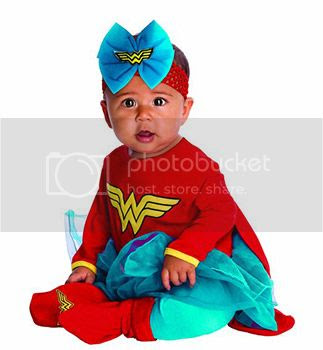 baby wonder woman costume