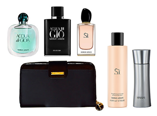 "Win this ""Happy 40th Anniversary Mr. Armani"" Giveaway! • Dave Lackie"