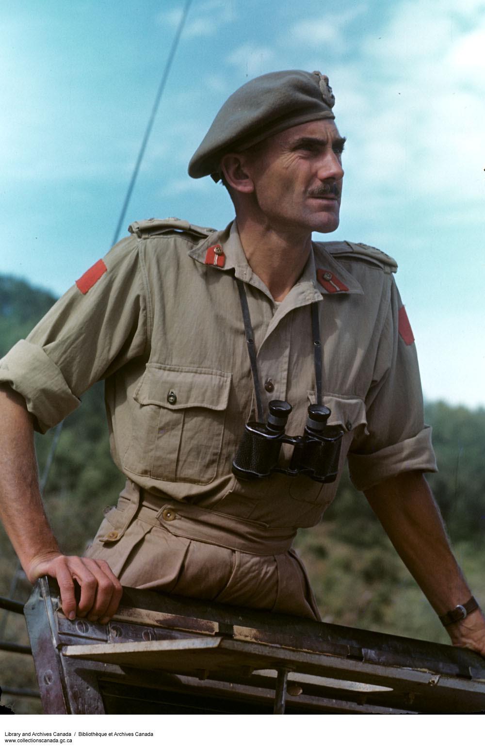 Lieutenant General Guy C. Simonds (1903-1974)