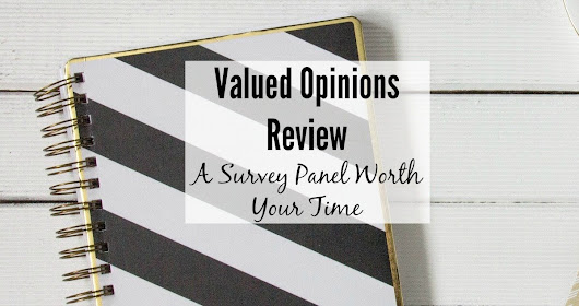 Valued Opinions Review - A Survey Panel Worth Your Time - Crowd Work News