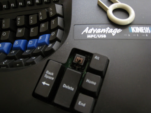 Product Review: Kinesis Advantage ergonomic keyboard