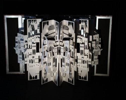 Ingrid Siliakus. Arquitectura de Papel