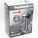 Panasonic ARC5 Electric Razor For Men, 5 Blades Shaver & Trimme - ES-LV95-S