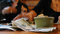 day in the life: lunch money