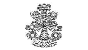 Significado Tatuaje Jarron Budista Del Tesoro Jarrón De La