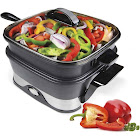 Vitachef Healthy Lifestyle All-in-One Cooking System, Black