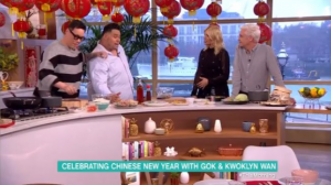 Viewers want Gok Wan's chef brother to get regular cookery ...