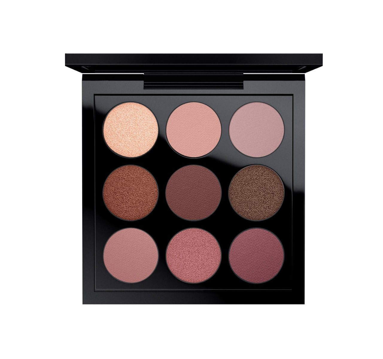 MAC Cosmetics Burgundy x9 Eye Shadow Palette