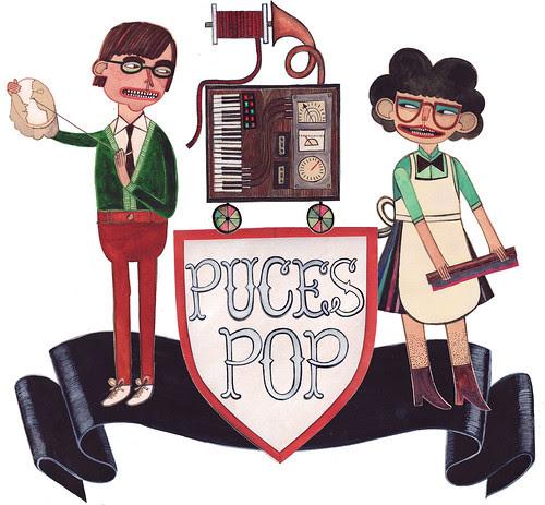 Puces Pop