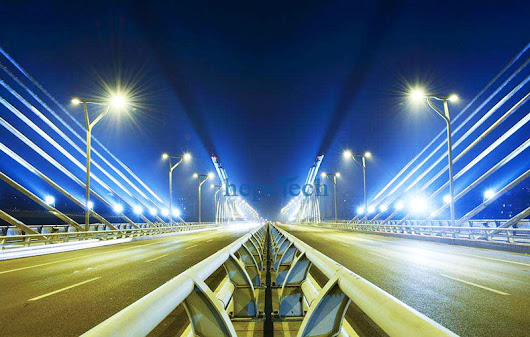 Introduction of LED Road Lighting and Its Installation Arrangement