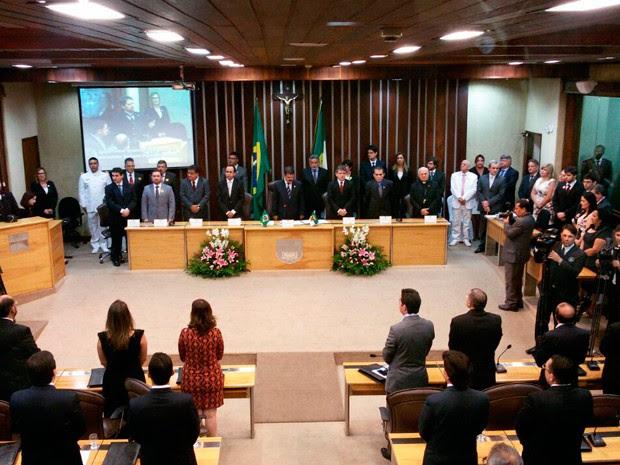 Resultado de imagem para assembleia de deputados do RN