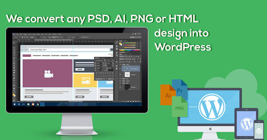 PSD or HTML to WordPress | SHOMTek | Internet Marketing Company