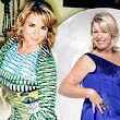 The Strictly diet's obviously worked then! Fern Britton shows off her trimmer figure in glossy shoot