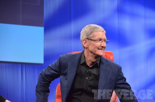 "thisistheverge:  Tim Cook teases 'profound' opportunity in wearable technology, but says Google Glass won't have broad appeal Onstage at the D11 conference in California, Tim Cook responded to a question about Google Glass, noting that wearables are a profound type of technology — and that Apple may be working on its own wearable technology. ""It's an area that's ripe for exploration,"" Cook said, ""it's ripe for us to get excited about. Lots of companies will play in this space."""