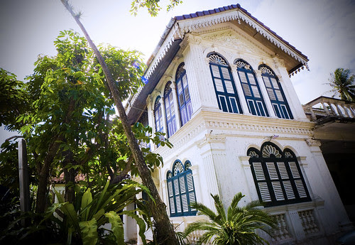 Chinpracha House in Phuket Town