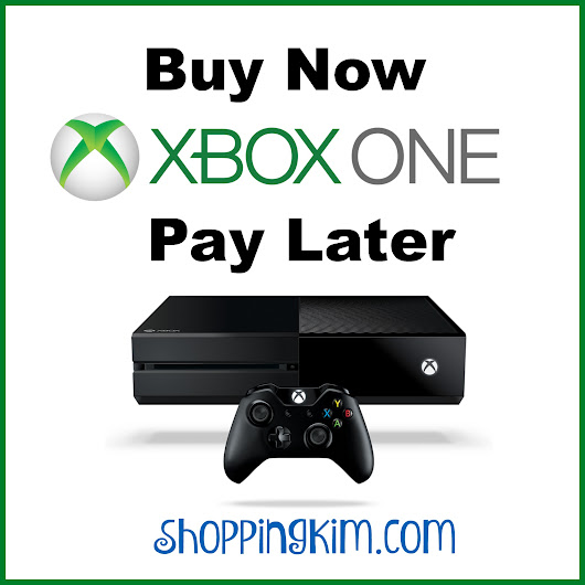 Buy XBox One Now, Pay Later (Best Price) - Shopping Kim
