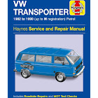 VW Transporter Water Cooled Petrol Service and Repair Manual