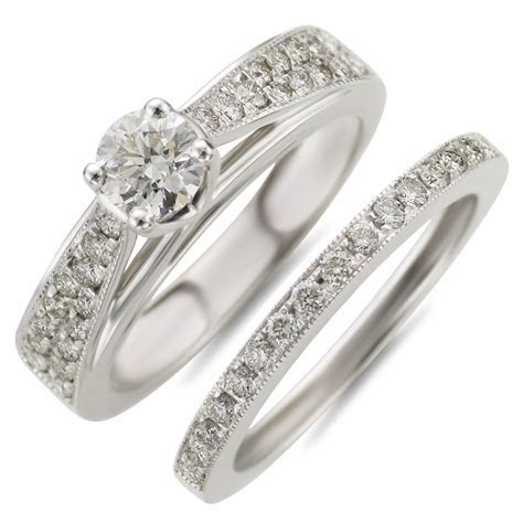 Online Wedding Rings images