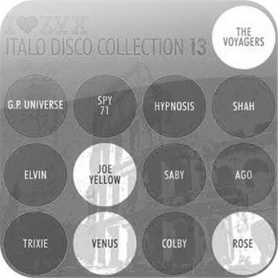 VA - I Love ZYX Italo Disco Collection 13 (2012) [FLAC]