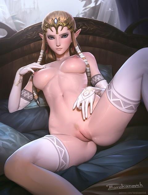 Princess Zelda Nude Pictures Exposed (#1 Uncensored)