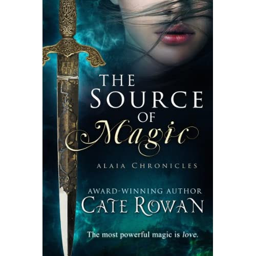 Fun news from the audiobook world - Author Cate Rowan