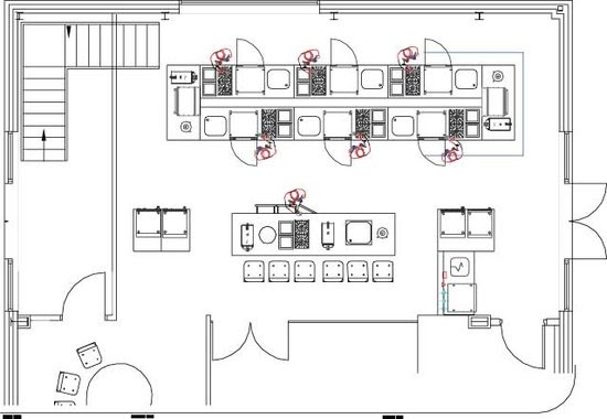 Chinese Restaurant Kitchen Layout chinese restaurant kitchen layout plan | interior home page