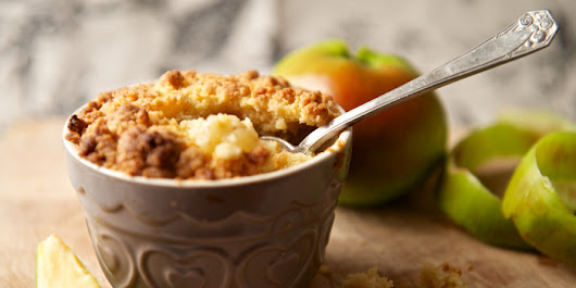 Apple Crisp - The Team Beachbody Blog