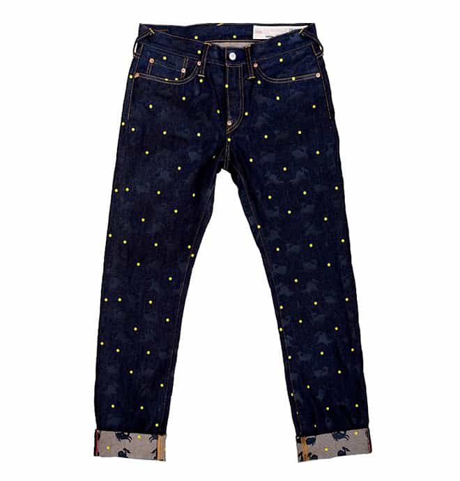 Matzu For Evisu Jeans Limited Edition Box Set