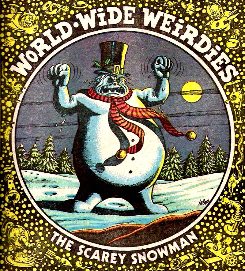 Ken Reid - World Wide Weirdies 122