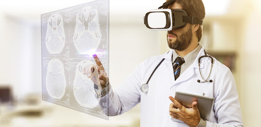 AR solutions Healthcare and Medicine Industries Use