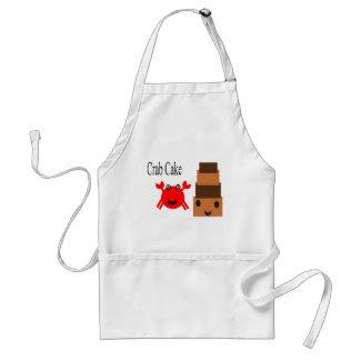 Crab Cake apron