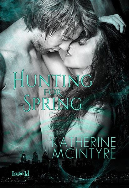 Hunting for Spring by Katherine McIntyre ~ Review | blog