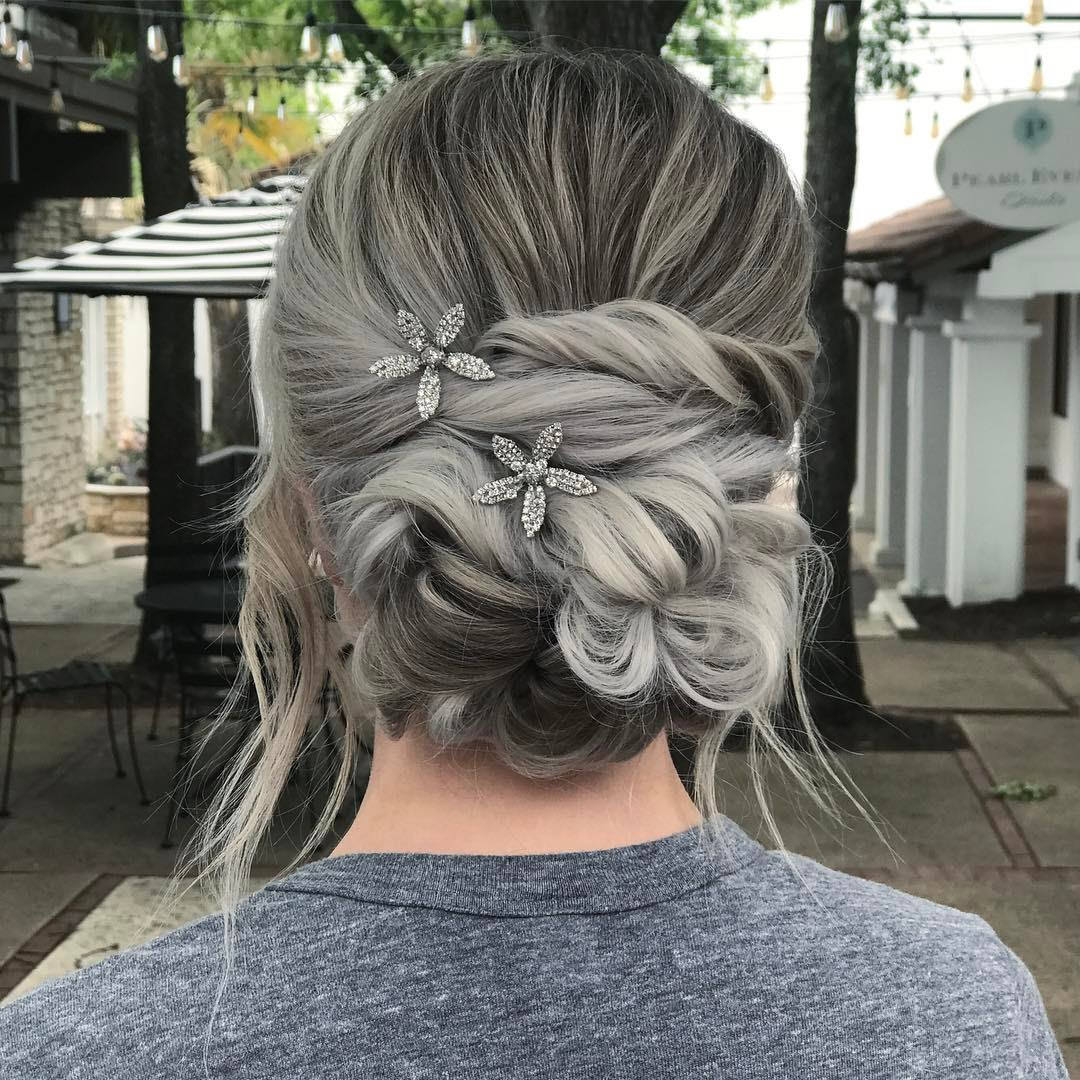 10 New Prom  Updo  Hair Styles  2019 Gorgeously Creative