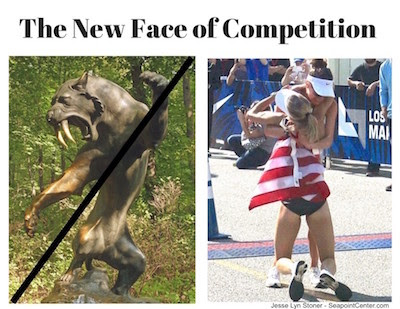The New Face of Competition: The Role of Competition in Today's World | Jesse Lyn Stoner
