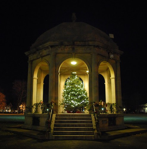 The Gazebo on the Salem Common
