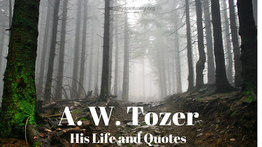 A.W. Tozer – Person of the Month - Healthy Spirituality