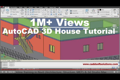 Home Design Autocad
