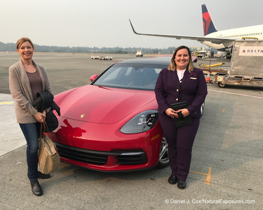Delta Service Does It Again But This Time to Tanya | Natural Exposures, Inc.