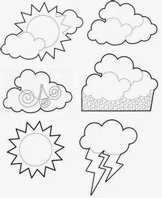 hava durumu sembolleri boyama gazetesujin