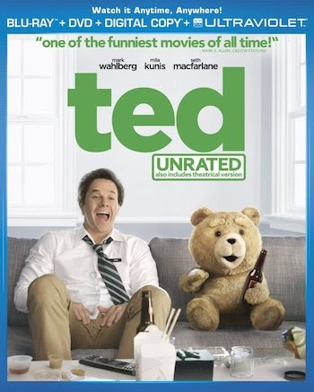 Ted 2012 UNRATED Dual Audio Hindi 720p BluRay 950mb
